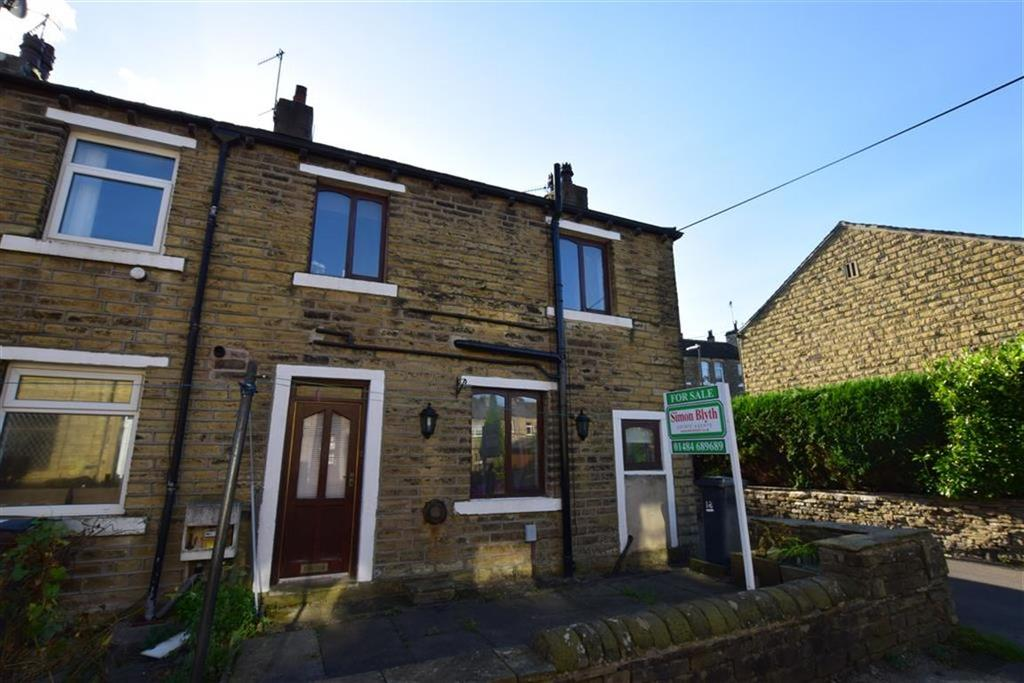 2 Bedrooms End Of Terrace House for sale in Back Armitage Road, Armitage Bridge, Huddersfield, HD4