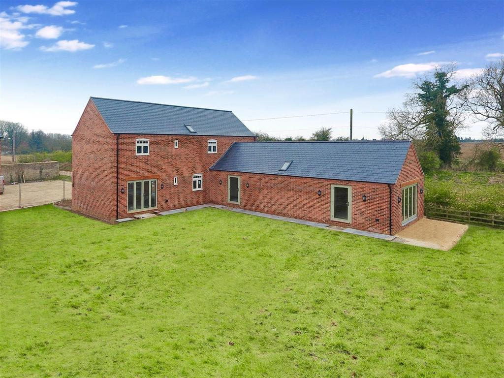 4 Bedrooms Detached House for sale in Manor Farm, Digby, Lincoln