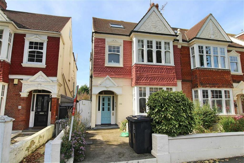 2 Bedrooms Apartment Flat for sale in Rutland Gardens, Hove, East Sussex