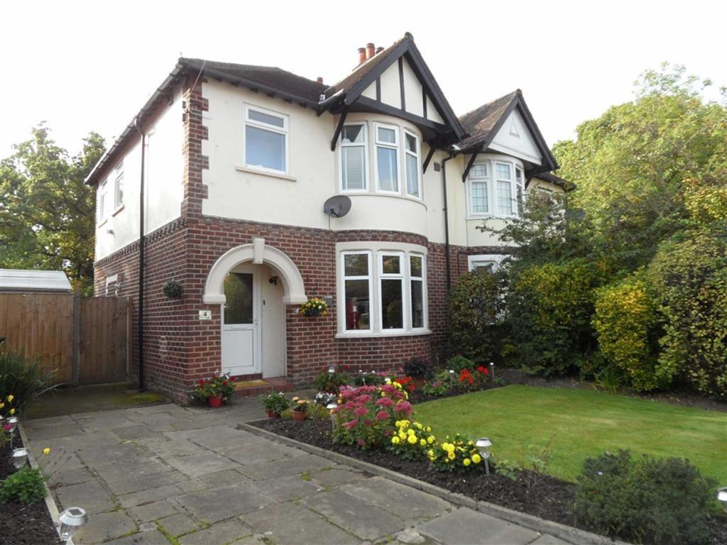 3 Bedrooms Semi Detached House for sale in Ash Grove, Heald Green