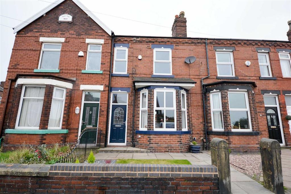2 Bedrooms Terraced House for sale in Victoria Road, Ashton-in-Makerfield, Wigan, WN4