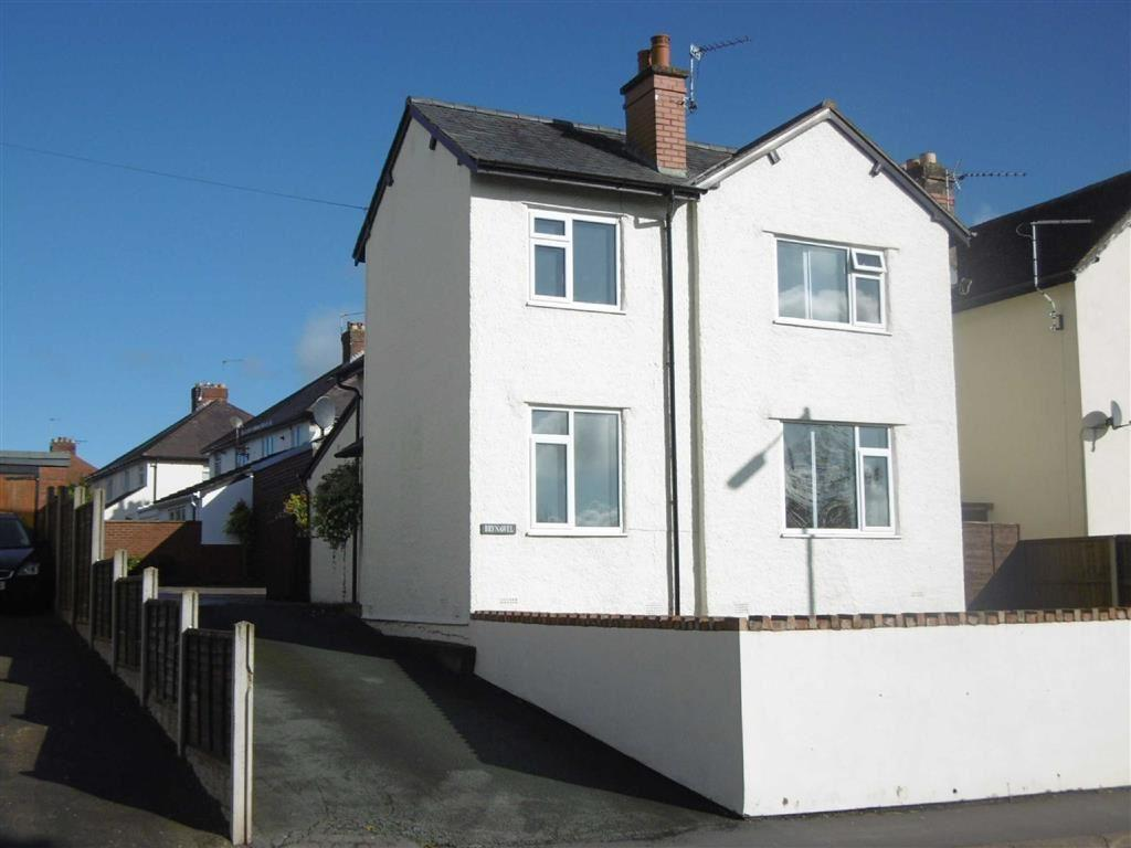 3 Bedrooms Detached House for sale in Bryn Awel, Middleton Road, Middleton Road, Oswestry, Shropshire, SY11