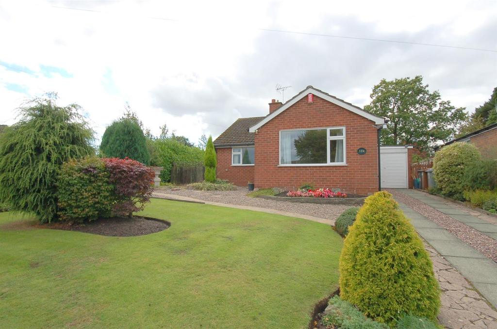 2 Bedrooms Detached Bungalow for sale in Sandbach Road North, Alsager