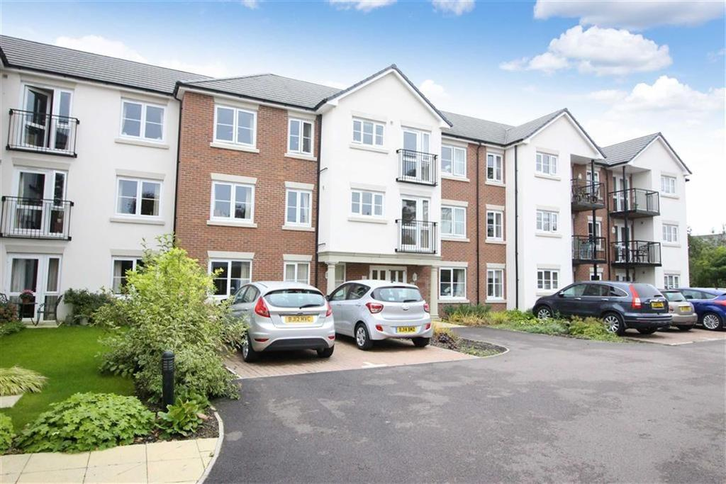 1 Bedroom Retirement Property for sale in Arlington Lodge, Arlington Avenue, Leamington Spa, CV32