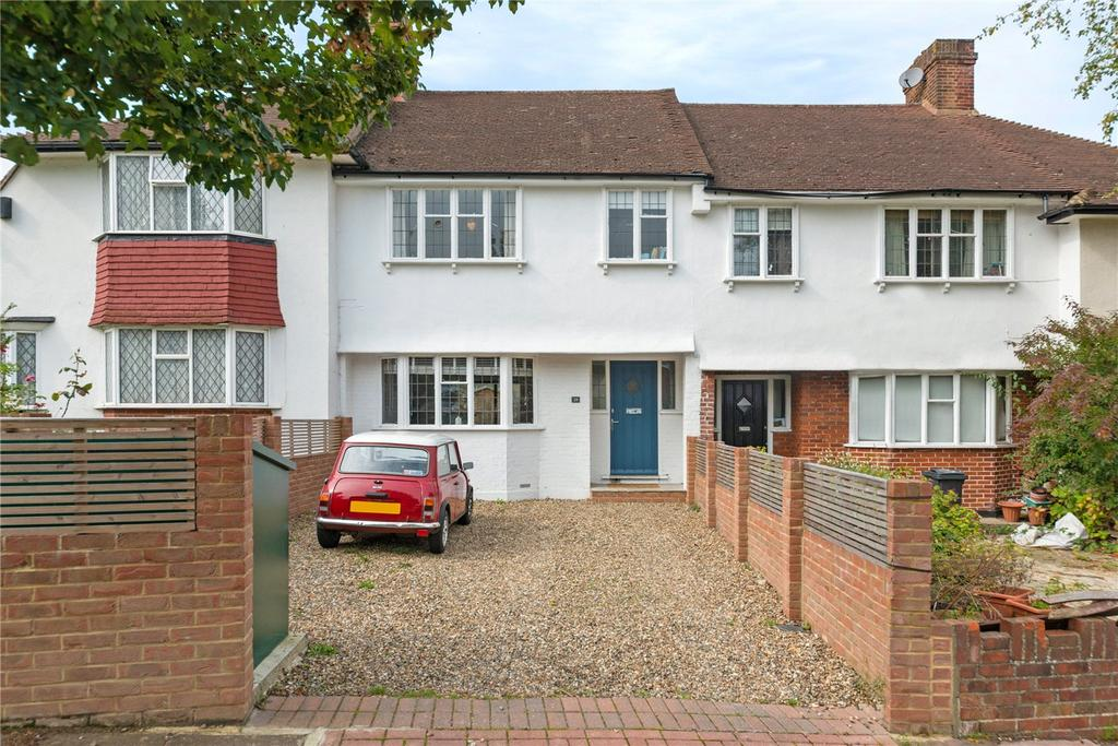 3 Bedrooms Terraced House for sale in Greenhurst Road, West Norwood, London, SE27