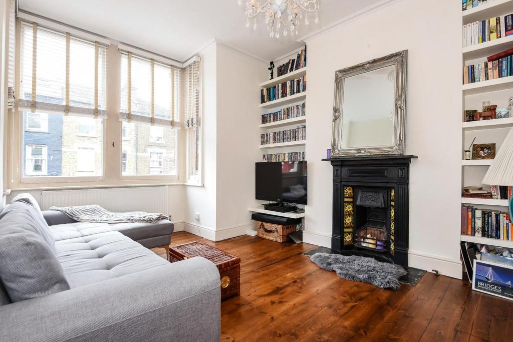 1 Bedroom Flat for sale in Sulgrave Road, Brook Green