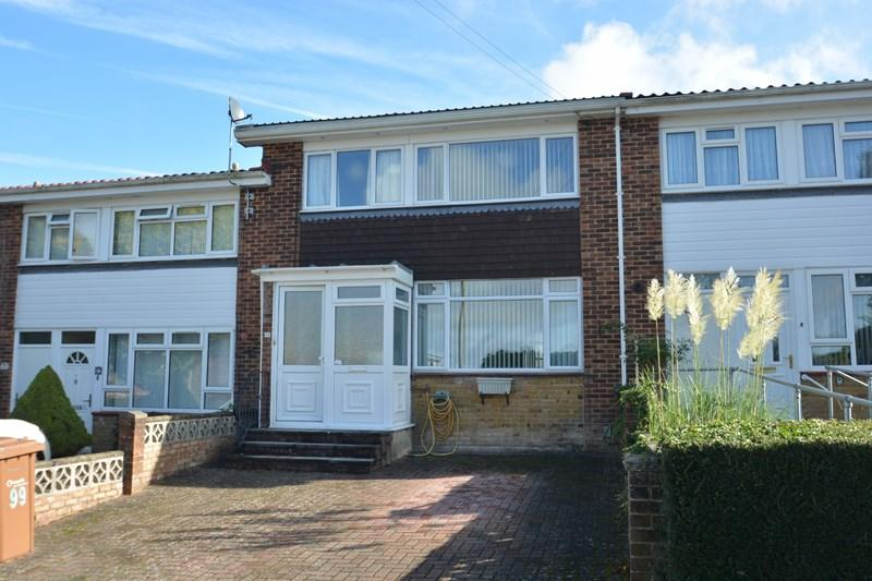 3 Bedrooms Terraced House for sale in Wool Grove, Andover