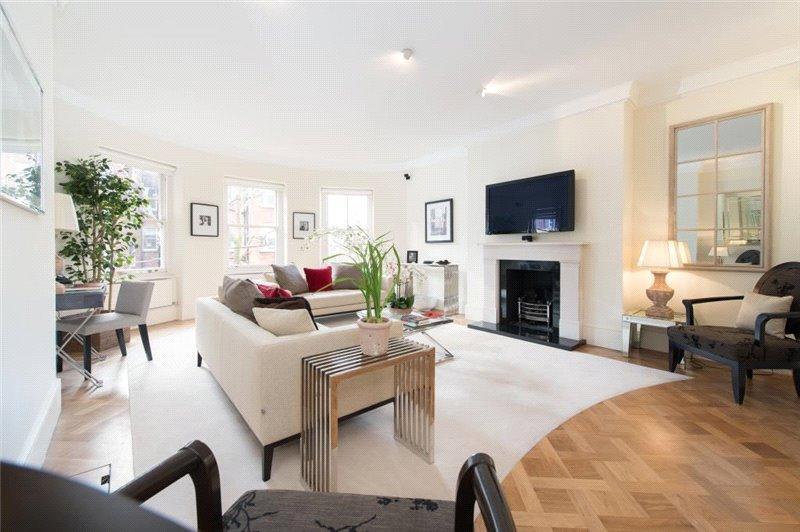 2 Bedrooms Maisonette Flat for sale in Sloane Court West, London, SW3