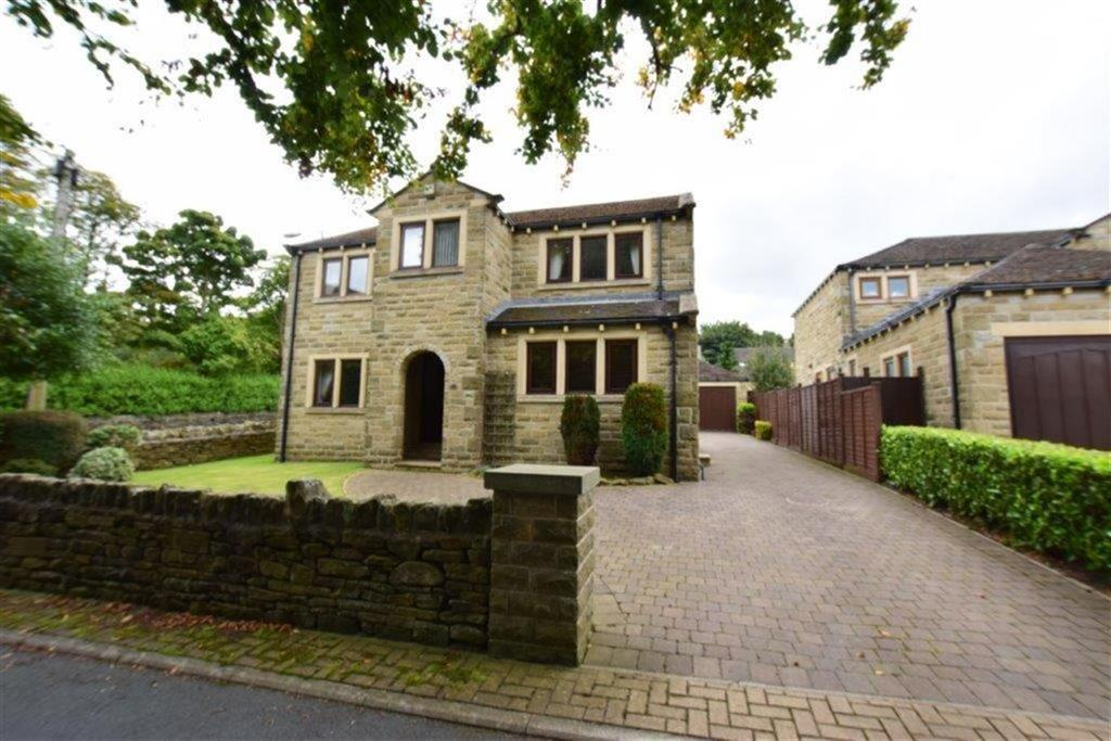 4 Bedrooms Detached House for sale in Woodside Lodge, Kirkburton, Huddersfield, HD8
