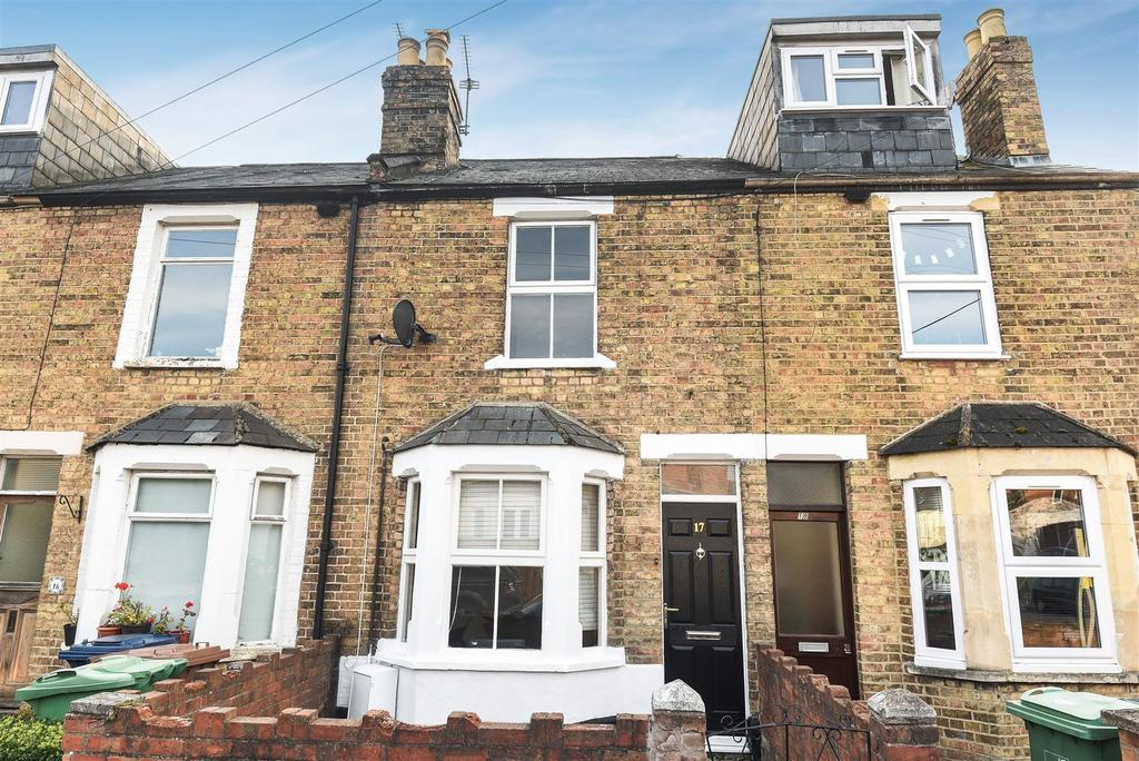 2 Bedrooms Terraced House for sale in Silver Road, East Oxford