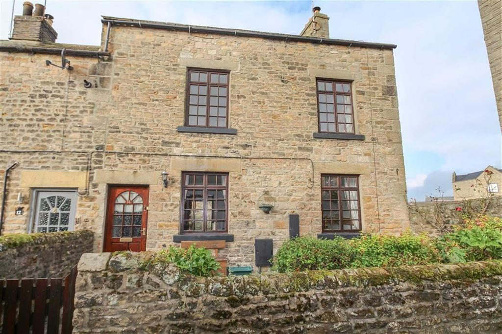 3 Bedrooms End Of Terrace House for sale in George Street, Barnard Castle, County Durham