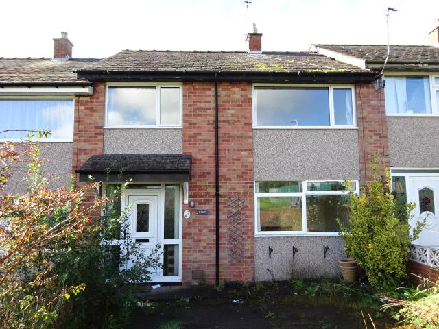 3 Bedrooms Terraced House for sale in LLYS GERAINT, BANGOR LL57
