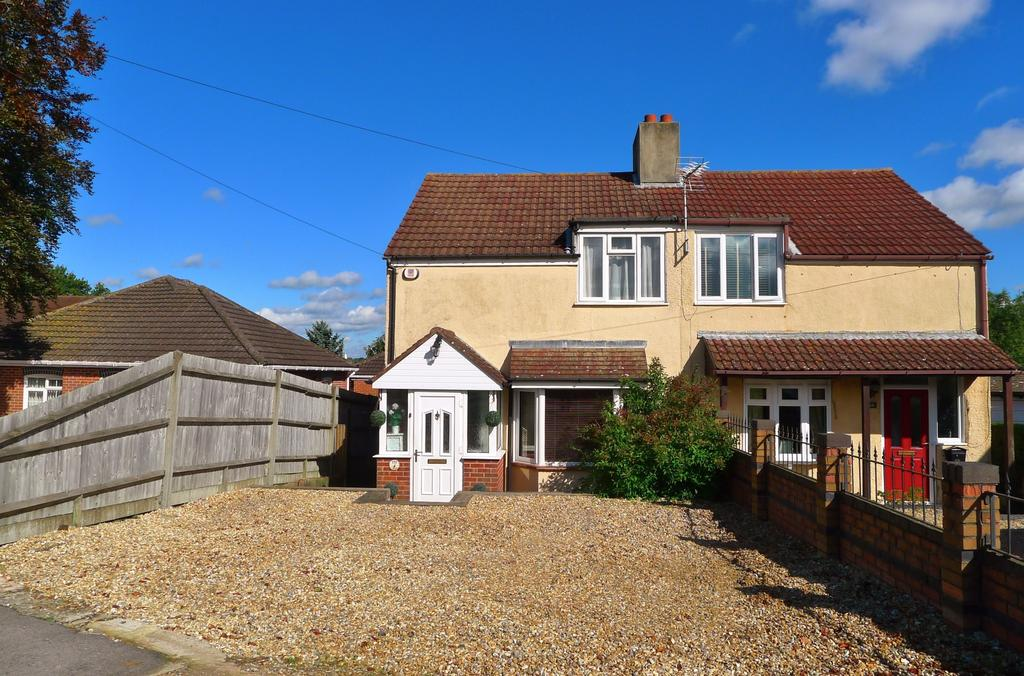 3 Bedrooms Semi Detached House for sale in KILN ROAD, FAREHAM