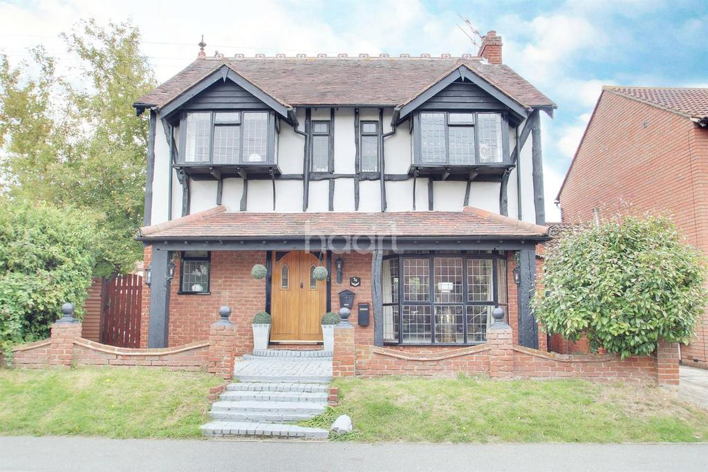 4 Bedrooms Detached House for sale in Waarden Road, Canvey Island
