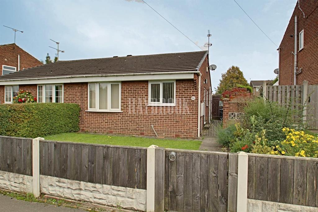 2 Bedrooms Bungalow for sale in Fleming Way, Flanderwell