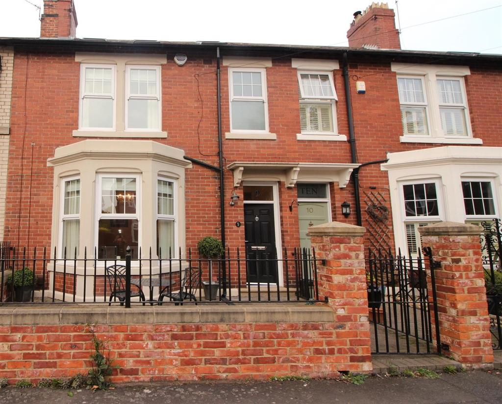 4 Bedrooms Terraced House for sale in Clifton Terrace, Newcastle Upon Tyne