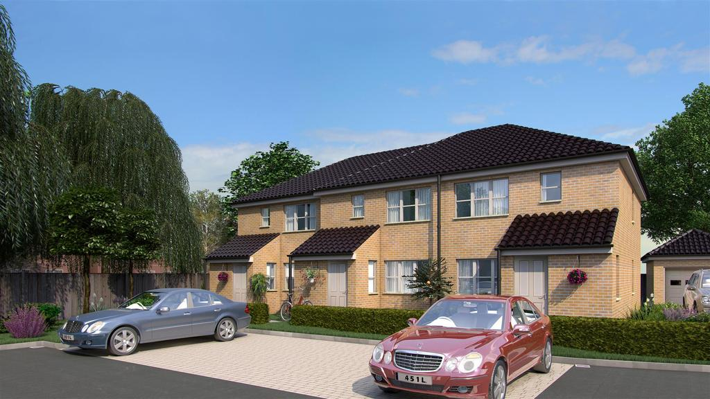 2 Bedrooms End Of Terrace House for sale in Viking Close, Barton-Le-Clay