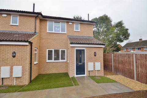 2 bedroom semi-detached house for sale - Viking Close, Barton-Le-Clay
