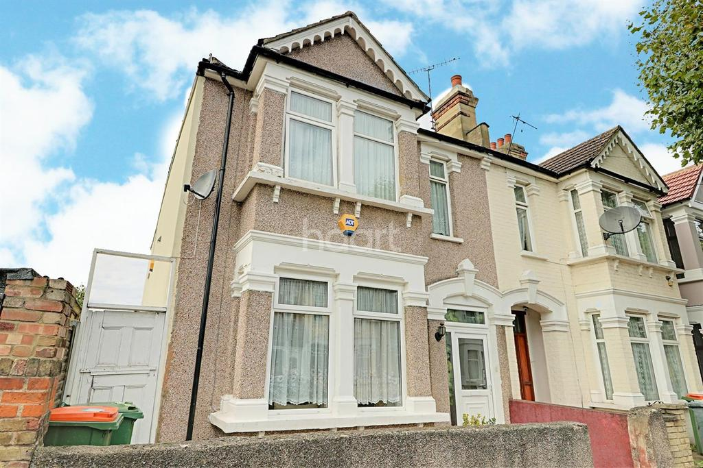 4 Bedrooms End Of Terrace House for sale in Lydeard Road, East Ham