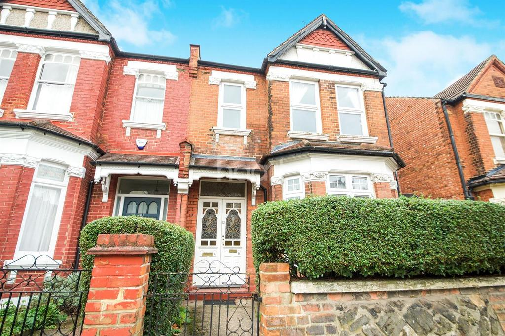 3 Bedrooms Flat for sale in Cranhurst Road, NW2