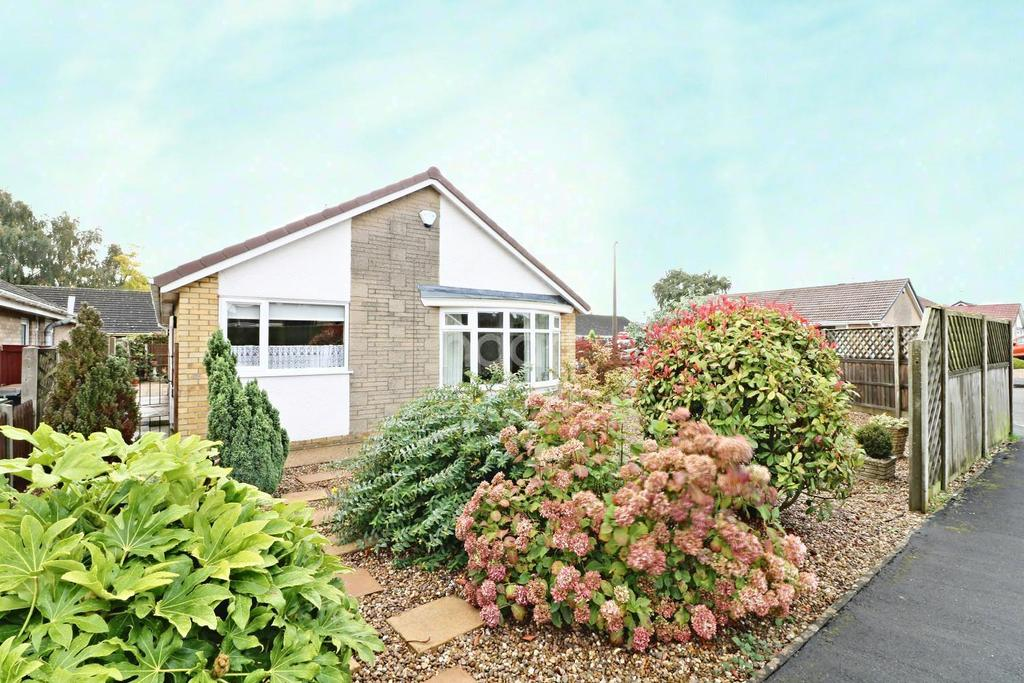 3 Bedrooms Bungalow for sale in Wesley Close, Metheringham
