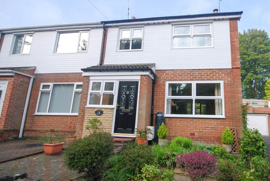 3 Bedrooms Semi Detached House for sale in Cornmoor Gardens, Whickham