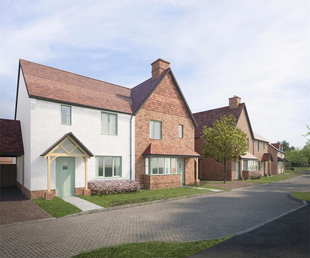 3 Bedrooms Semi Detached House for sale in Carnaval Gardens, Fair Oak, Hampshire