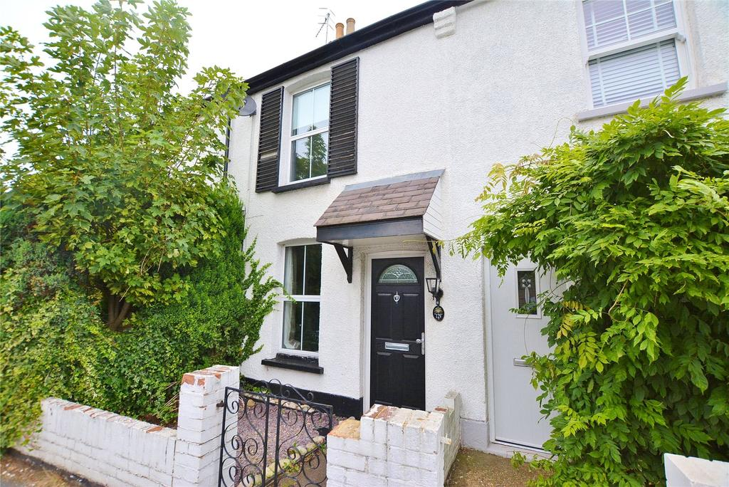 2 Bedrooms Terraced House for sale in Herkomer Road, Bushey Village, Hertfordshire, WD23