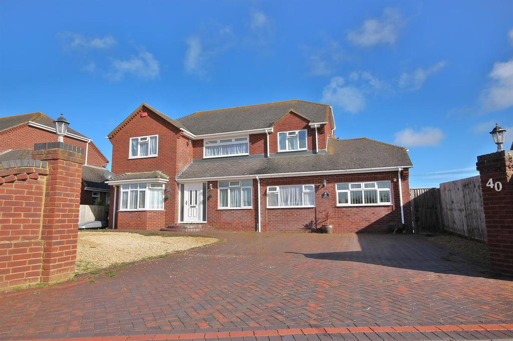 5 Bedrooms Detached House for sale in Glebe Road, Lytchett Matravers, Poole