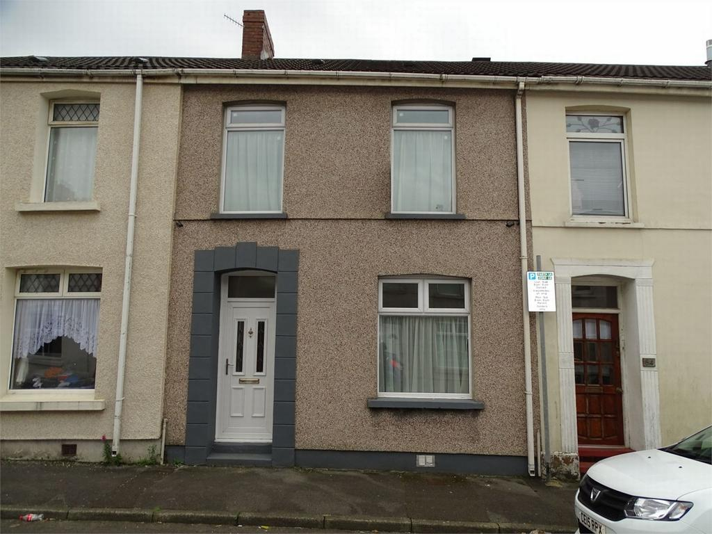 3 Bedrooms Terraced House for sale in 56 Upper Robinson Street, Llanelli, Carmarthenshire