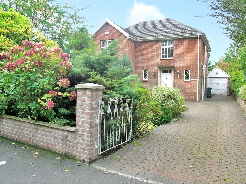 4 Bedrooms Detached House for sale in Westminster Crescent, Cyncoed, Cardiff