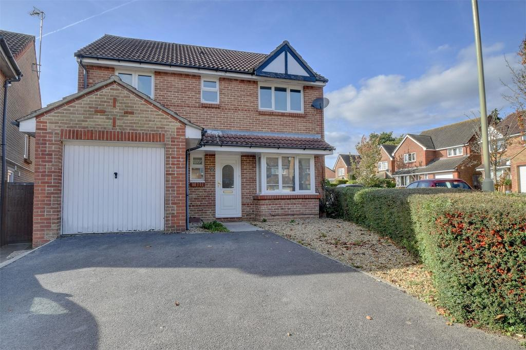 4 Bedrooms Detached House for sale in Singleton Gardens, Clanfield, CLANFIELD, Hampshire