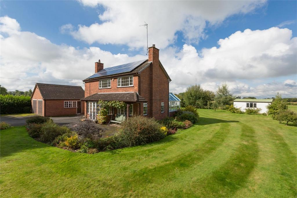 3 Bedrooms Cottage House for sale in Riva House, Mill Green, Hinstock, Shropshire