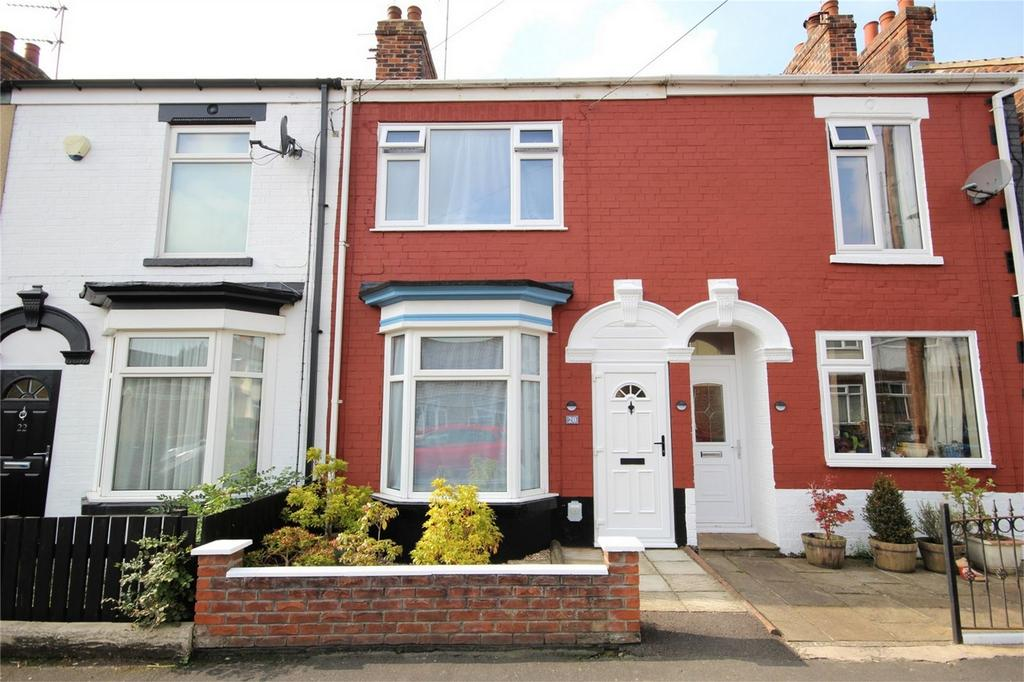 2 Bedrooms Terraced House for sale in Martin Street, Beverley, East Riding of Yorkshire