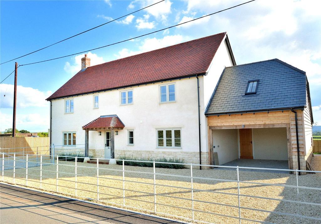 4 Bedrooms Detached House for sale in Woodville, Stour Provost, Gillingham, Dorset, SP8
