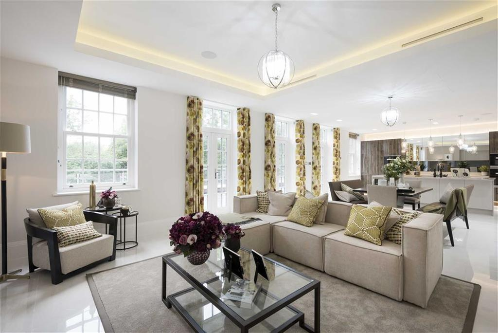 5 Bedrooms Detached House for sale in Milespit Hill, Mill Hill, London