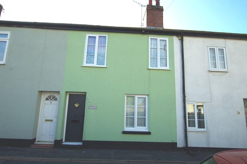 2 Bedrooms Terraced House for sale in New Road, Starcross, Exeter