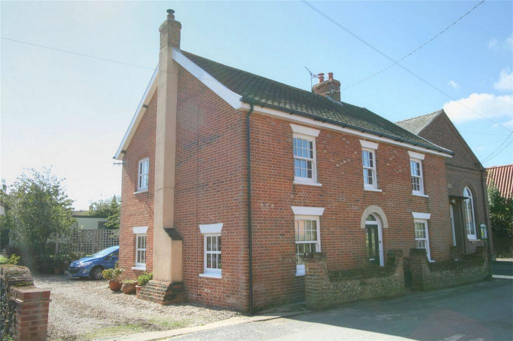 4 Bedrooms Detached House for sale in White Hart St, East Harling, NORWICH, Norfolk