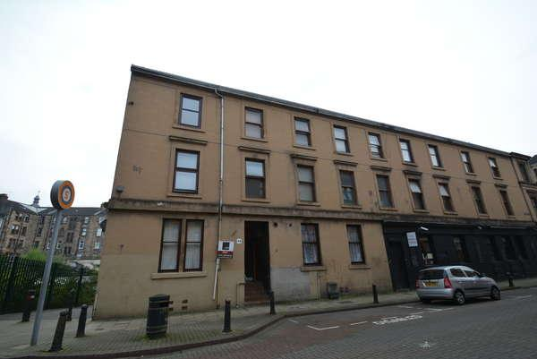 1 Bedroom Flat for sale in 9, 15 Dalcross Street, Partick, Glasgow, G11 5RE