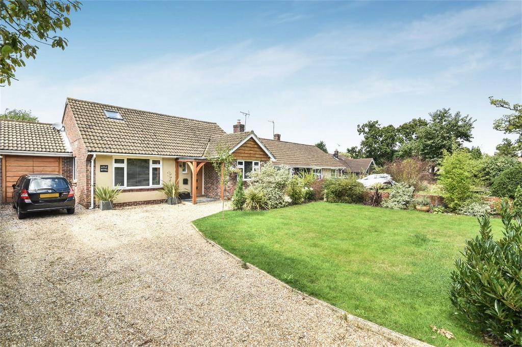 4 Bedrooms Detached House for sale in Brambridge, Hampshire