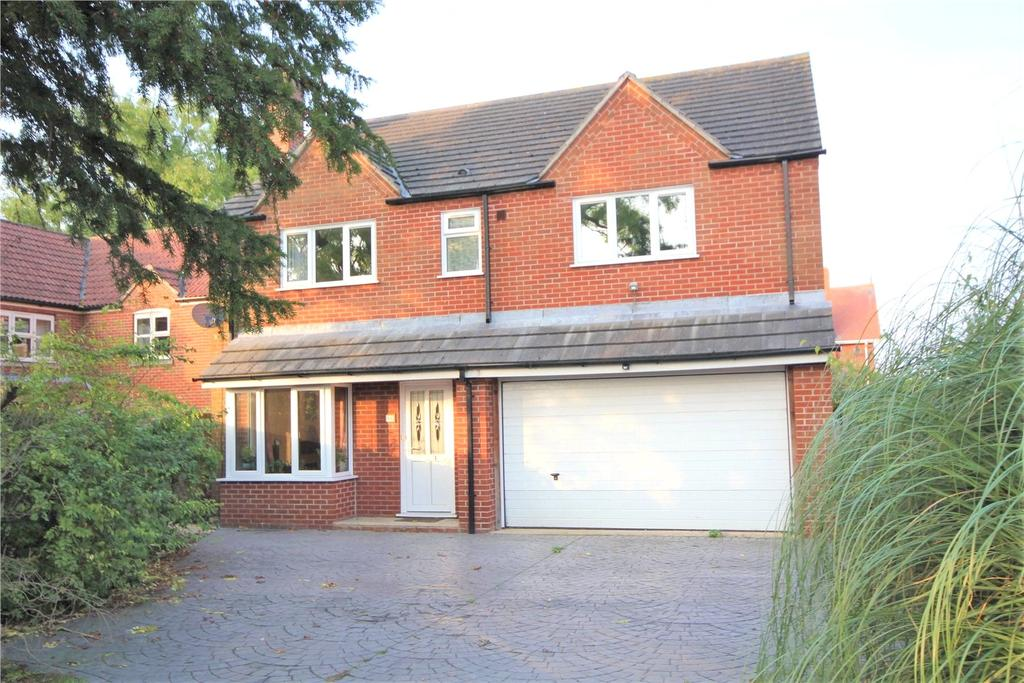 4 Bedrooms Detached House for sale in West Street, Billinghay, LN4