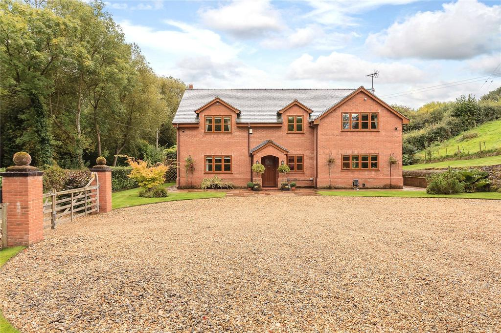 4 Bedrooms Detached House for sale in Kinnerton Road, Higher Kinnerton, Chester