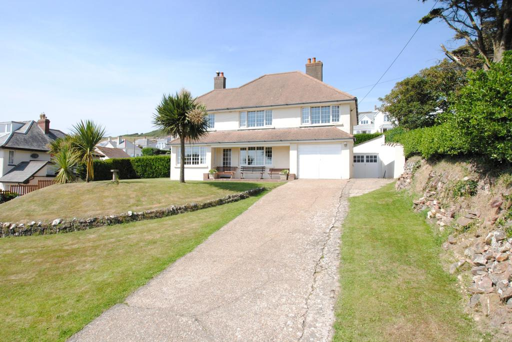 4 Bedrooms Detached House for sale in Beach Road, Woolacombe