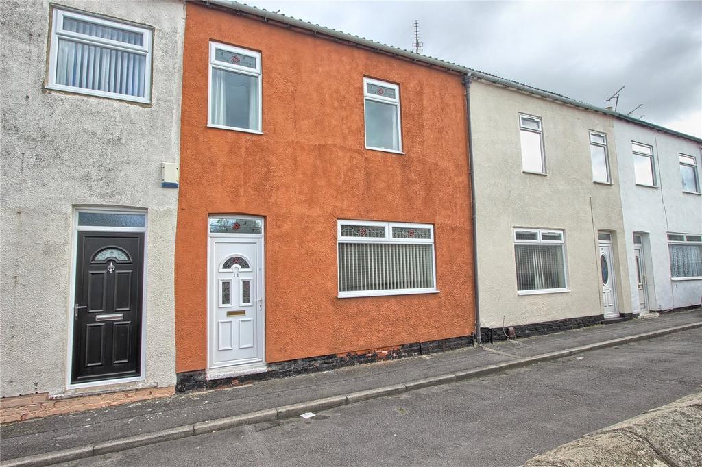 3 Bedrooms Terraced House for sale in Zetland Terrace, New Marske