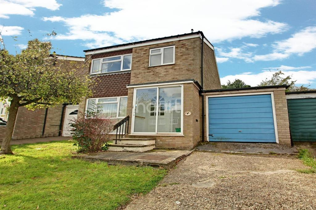 3 Bedrooms Detached House for sale in Lullarook Close, Biggin Hill