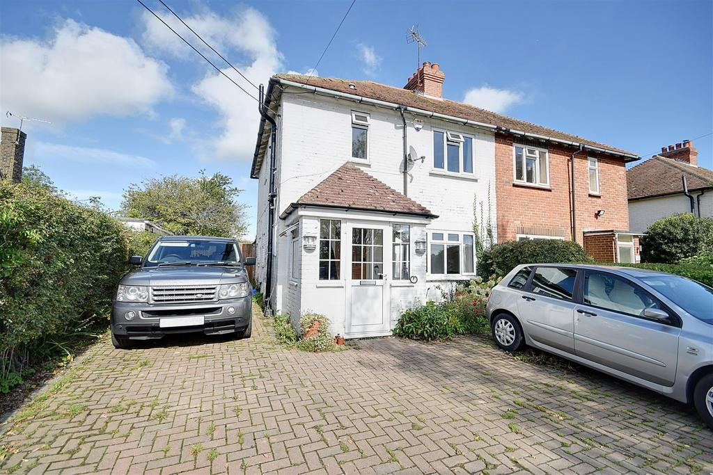 3 Bedrooms Semi Detached House for sale in Udimore Road, Broad Oak, Rye