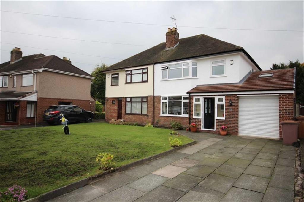 4 Bedrooms Semi Detached House for sale in Pike House Road, Eccleston, Merseyside, WA10