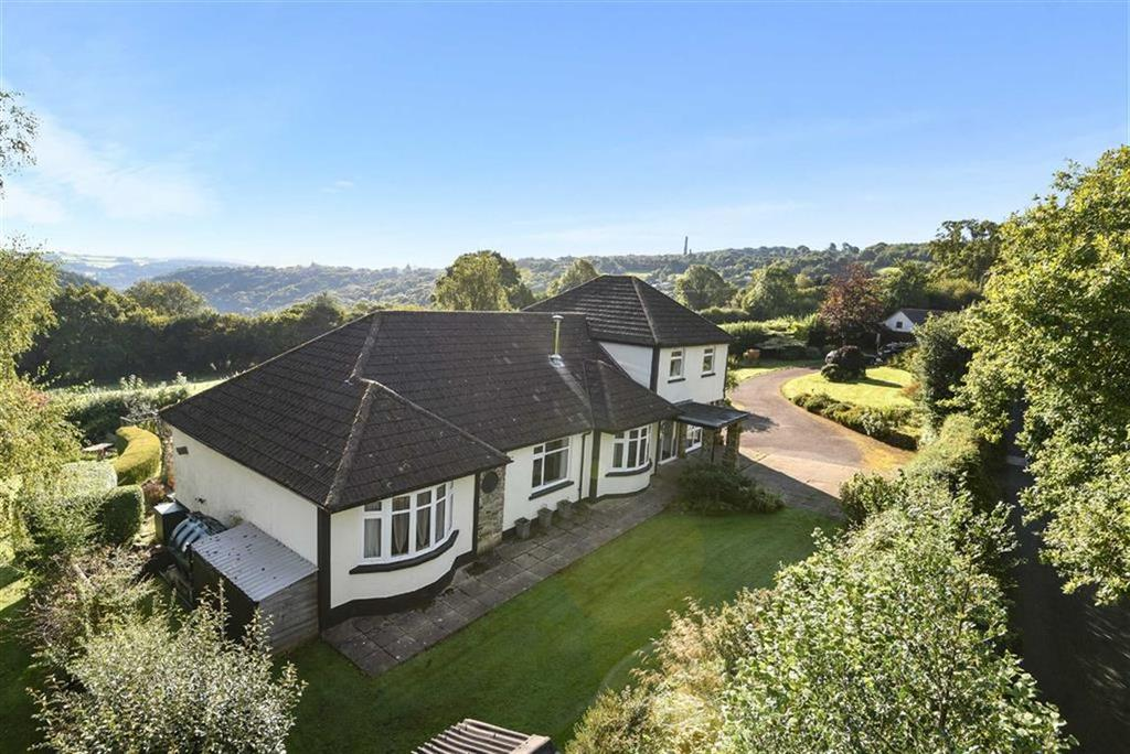 3 Bedrooms Detached House for sale in Chilsworthy, Tamar Valley, Gunnislake, Cornwall, PL18