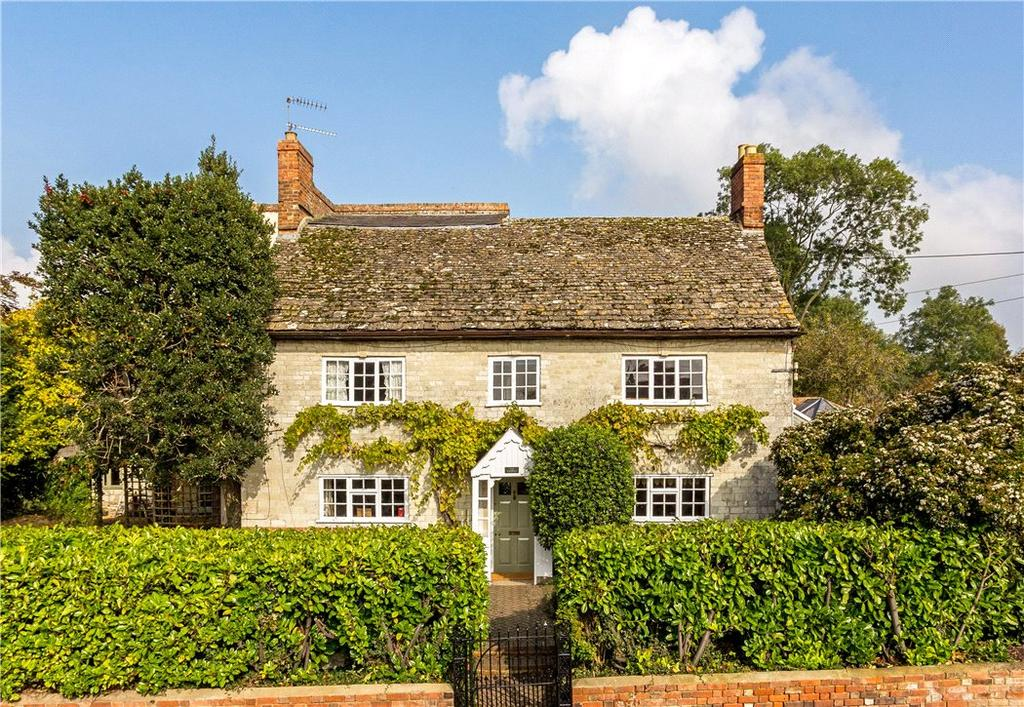 7 Bedrooms Detached House for sale in Broad Street, Uffington, Faringdon, Oxfordshire, SN7