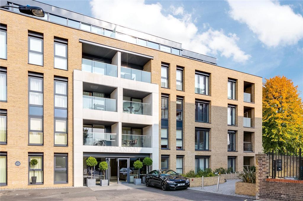 2 Bedrooms Flat for sale in Landau Apartments, 72 Farm Lane, West Brompton, LONDON